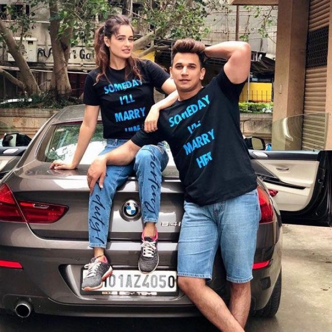 Prince Narula :Everybody is running behind money