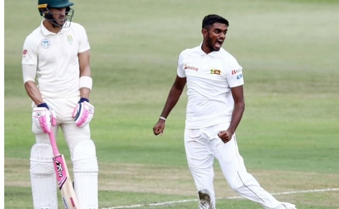South Africa on course for Test win against Sri Lanka