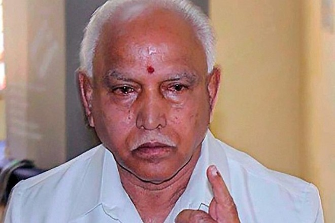 Breaking News: Yeddyurappa to face criminal pursuit