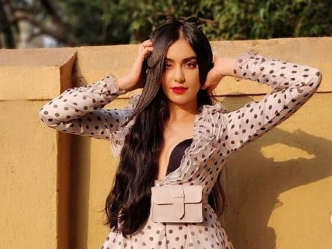 Adah Sharma playing a guy role for the first time