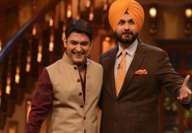 For the First Time.. Kapil Sharma opens up on Navjot Singh ouster