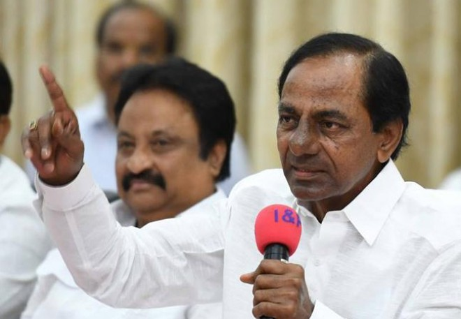 KCR Cabinet Team List Out