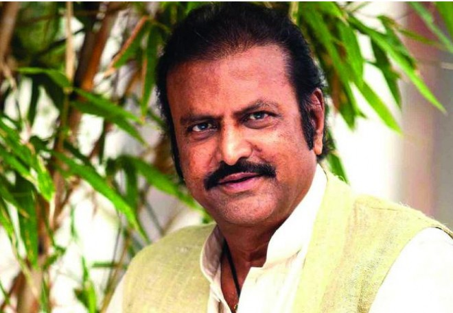 Robbery in Mohan Babu House