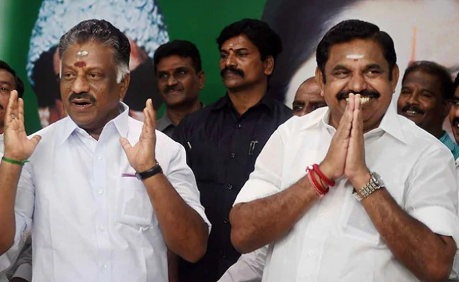 AIADMK announces alliance with PMK in LS Polls
